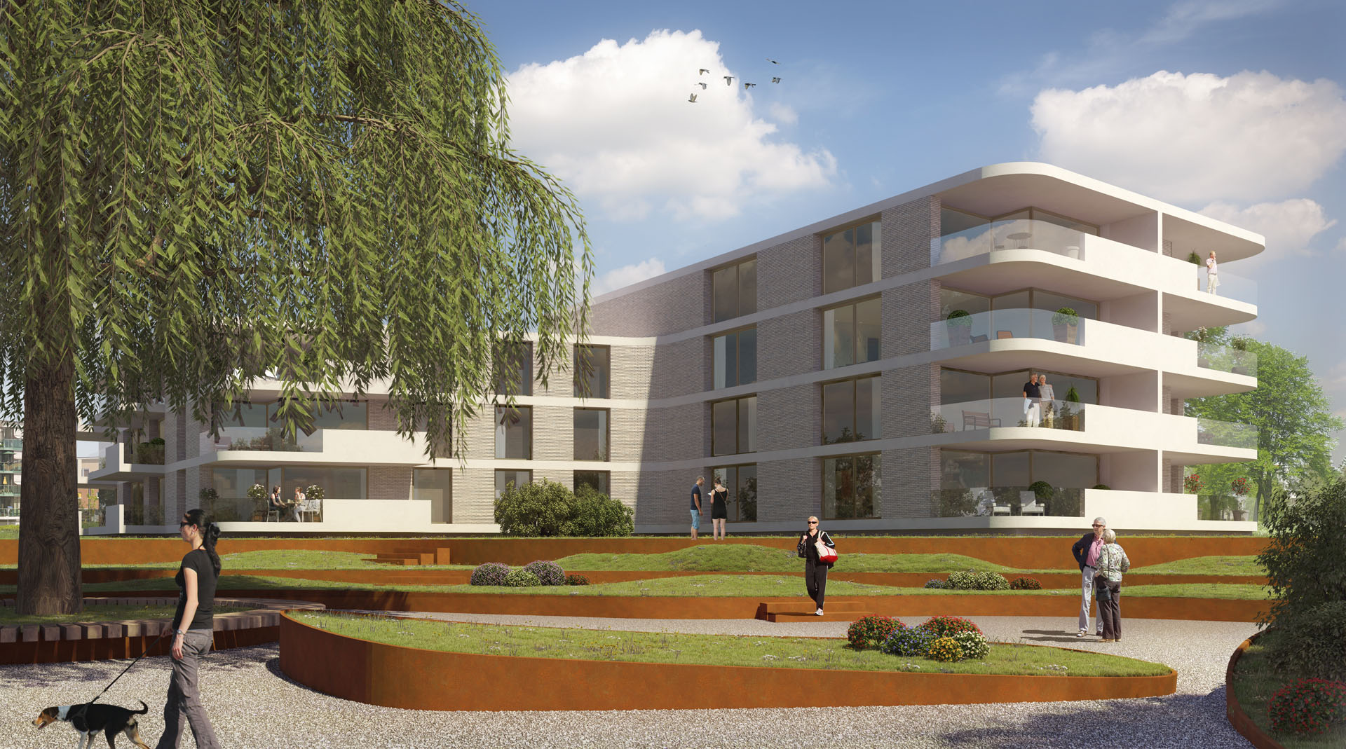 Project Parc Margriet in Nijmegen
