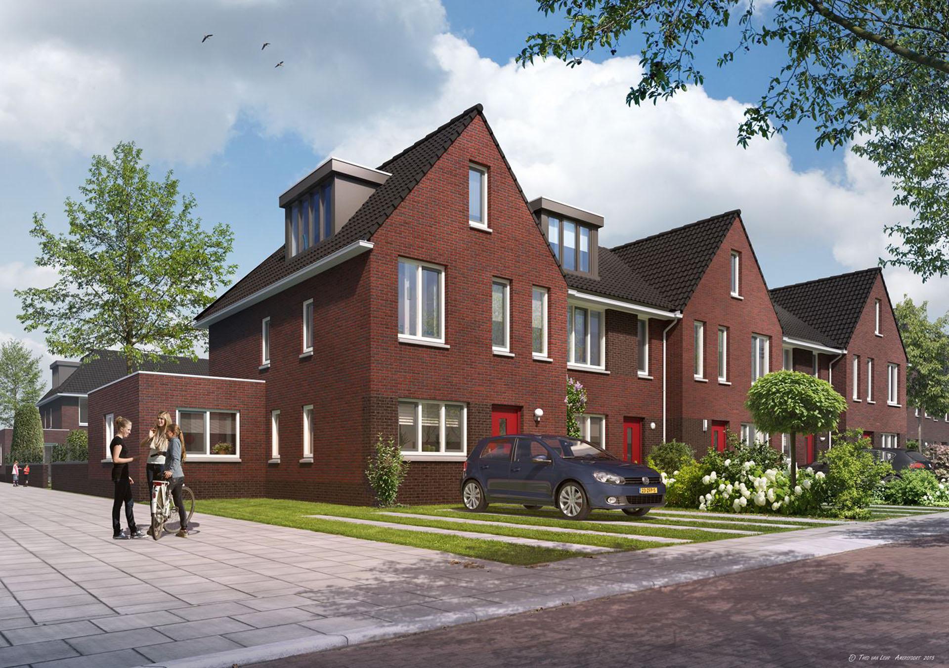 Project Ridderrijk in Delft