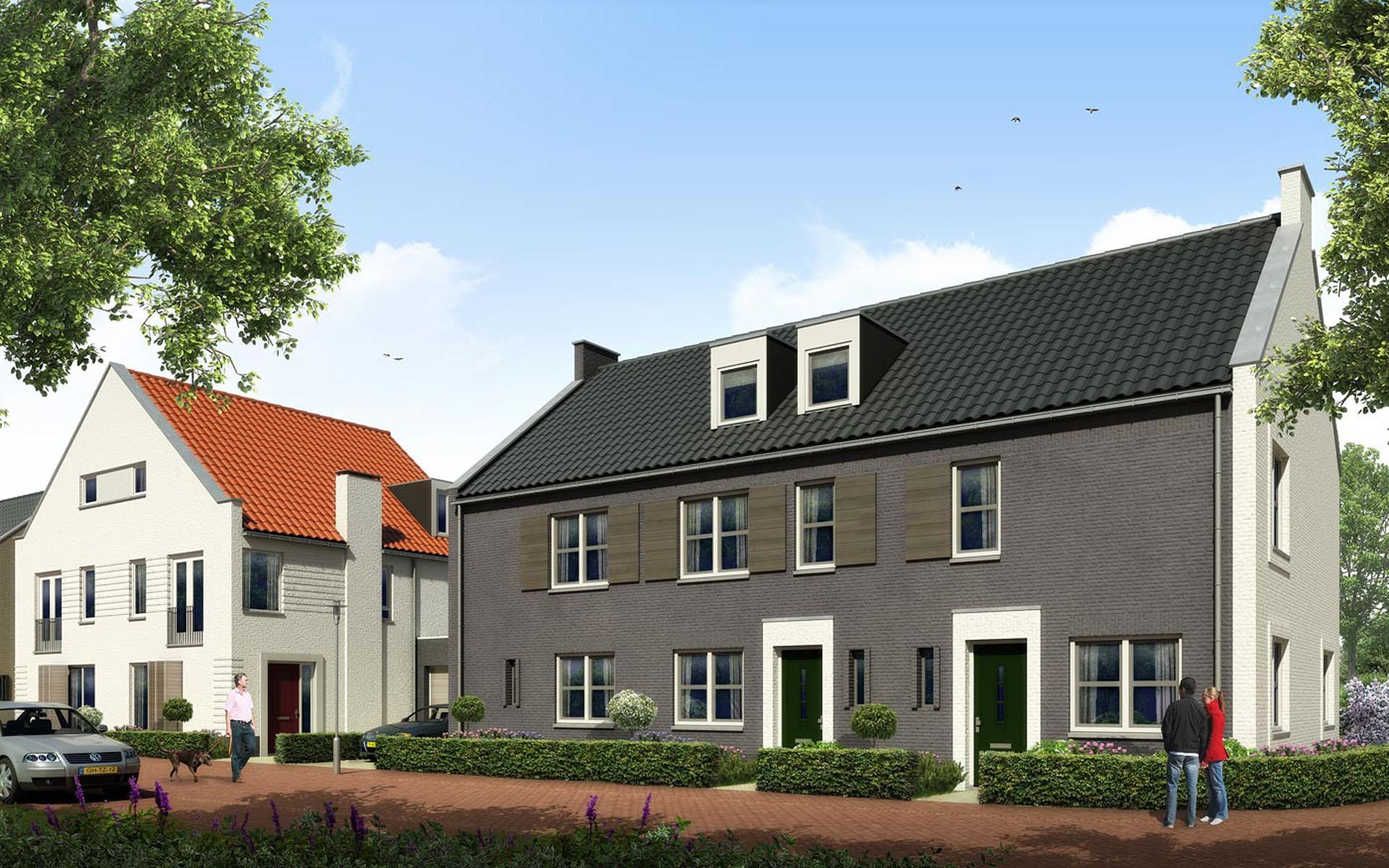 Project Steegsche Velden in Best