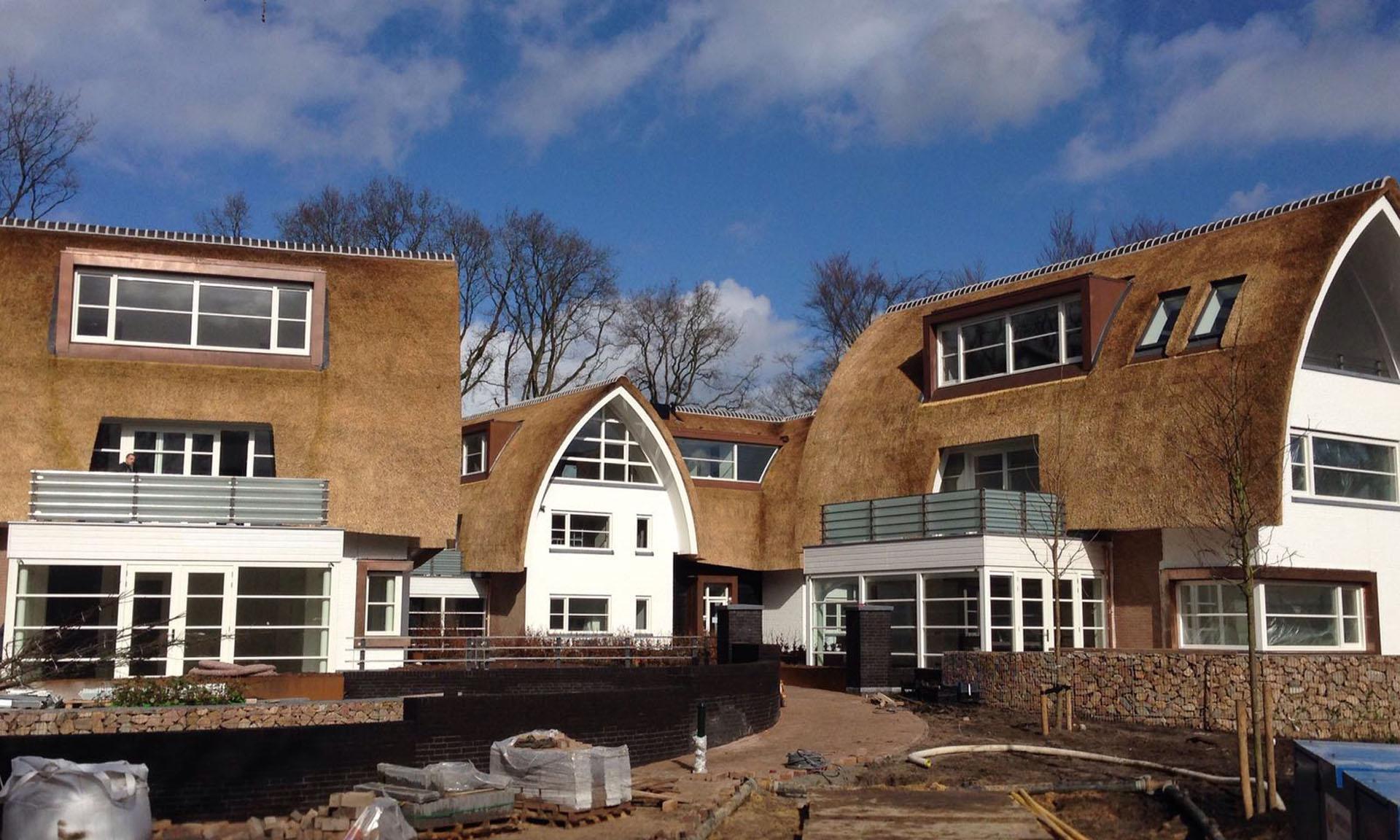 Project De Torenvalk in Laren