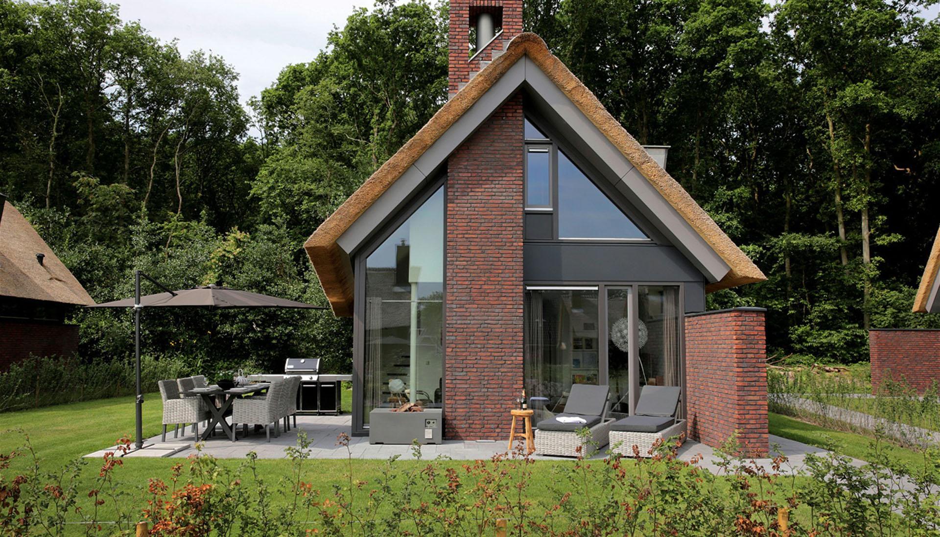Project Villapark Mooi Schoorl in Schoorl