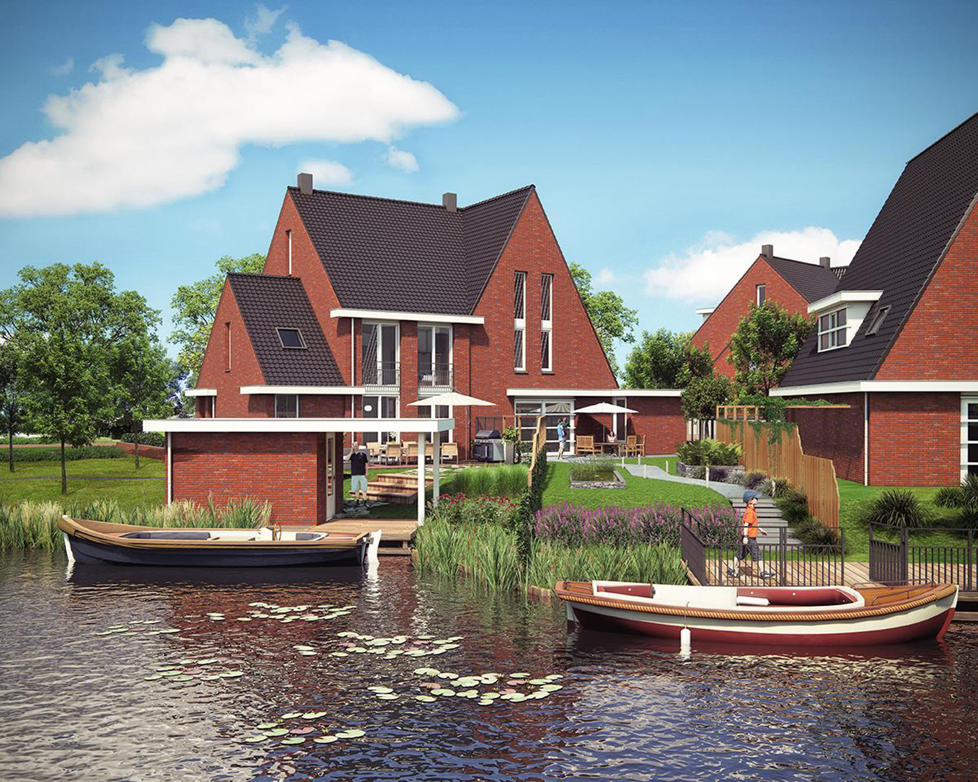 Project Watermuziek in Heemstede