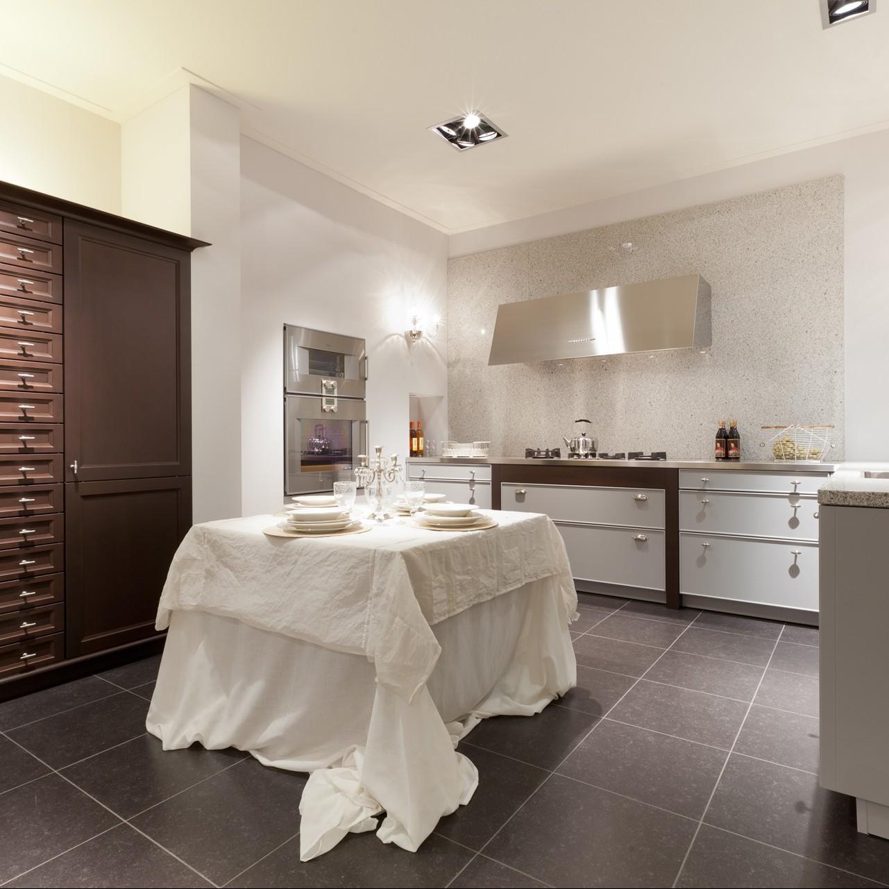 showroomkeuken siematic beauxarts aswa keukens. Black Bedroom Furniture Sets. Home Design Ideas