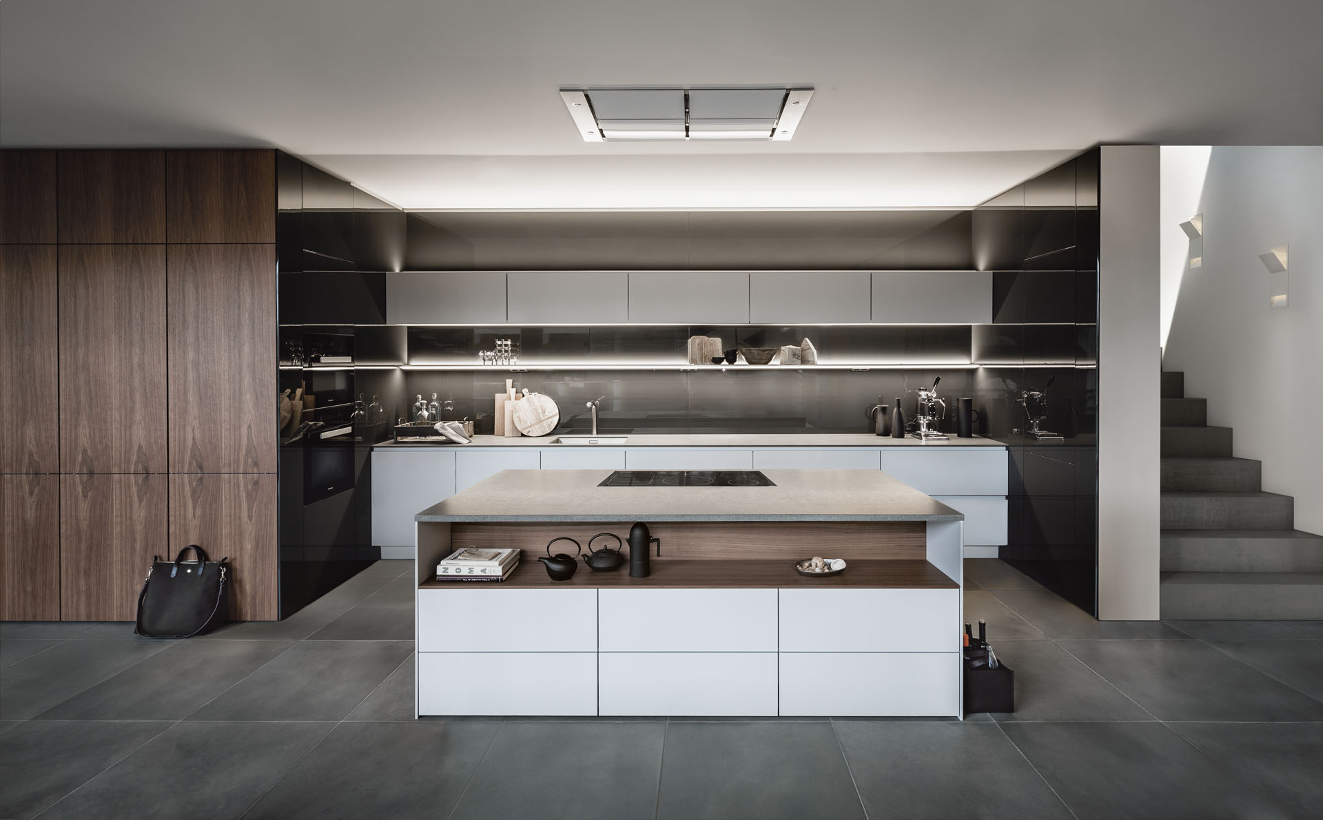 Witte Keuken Design : Design keukens aswa keukens