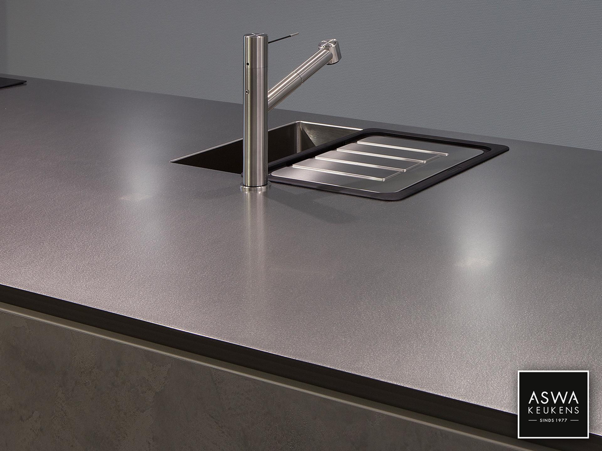 Kunststof Achterwand Keuken Schoonmaken : Welk type werkblad past bij mij? – ASWA Keukens