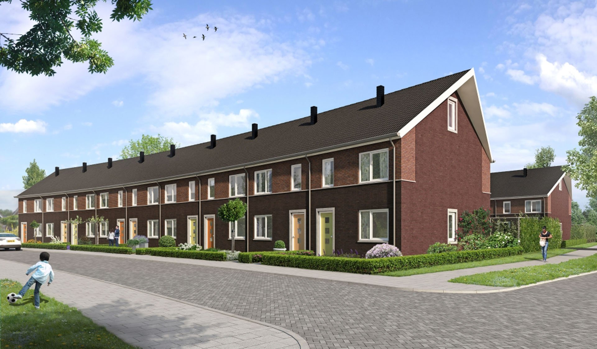 Project Zonnegolven in Boxtel