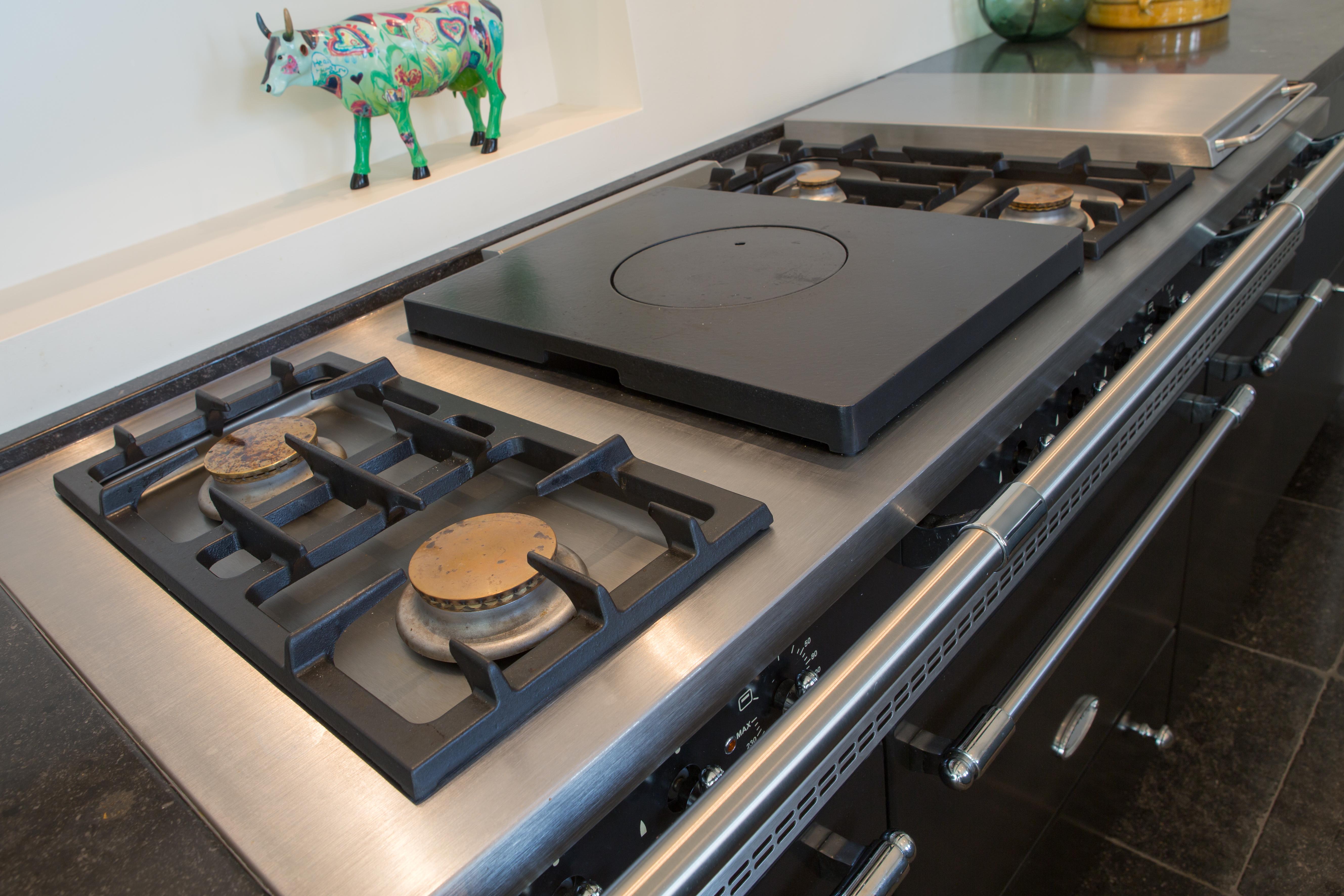 Keuken Industriele Smeg : Industrieel aswa keukens