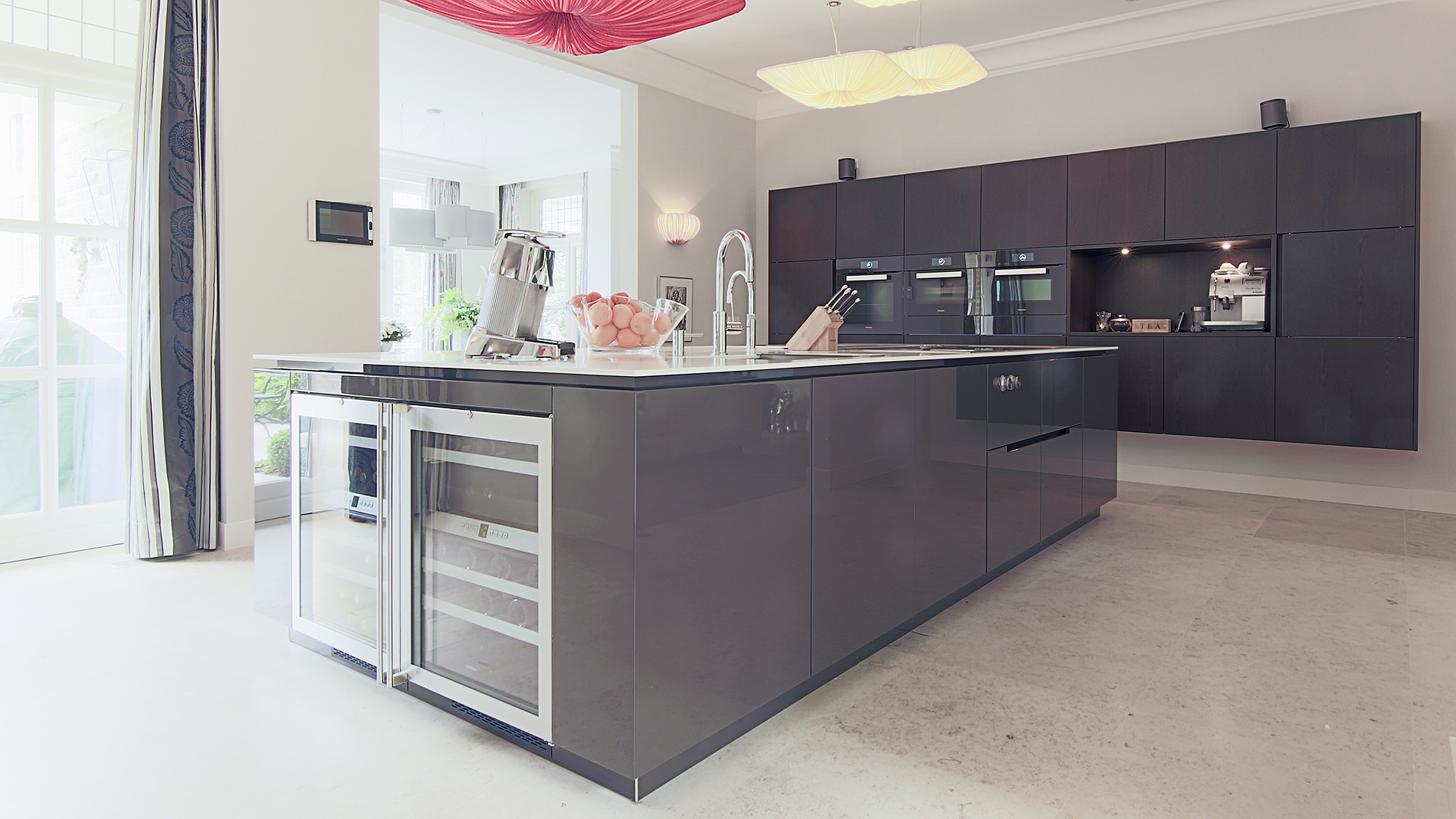 Moderne Keukens Gent : Maatwerk aswa keukens