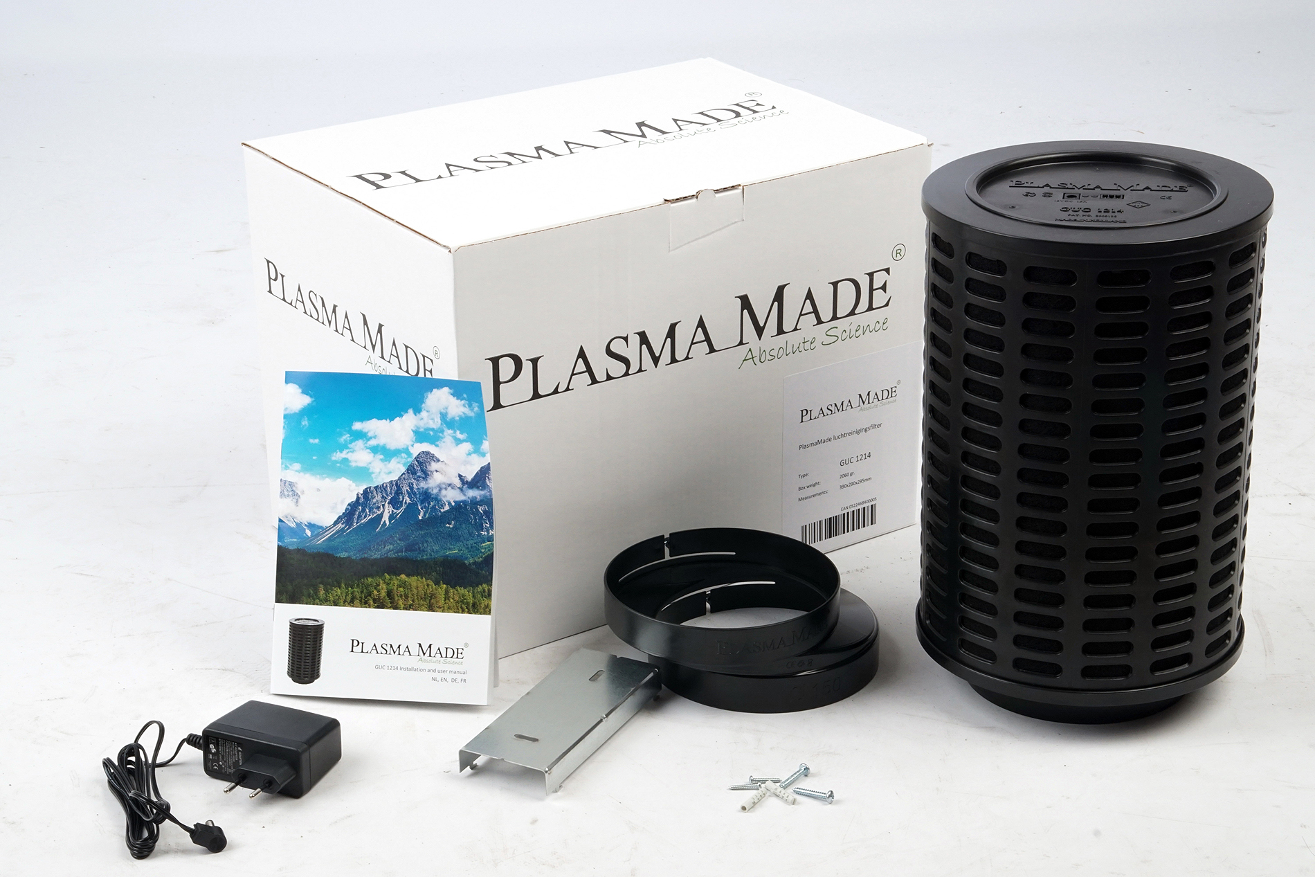 Nieuws Plasma Made Airfilter 2