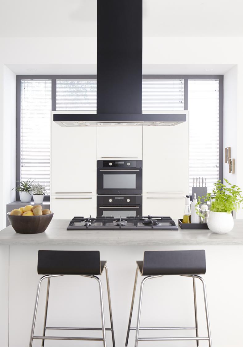 Kookeiland   aswa keukens
