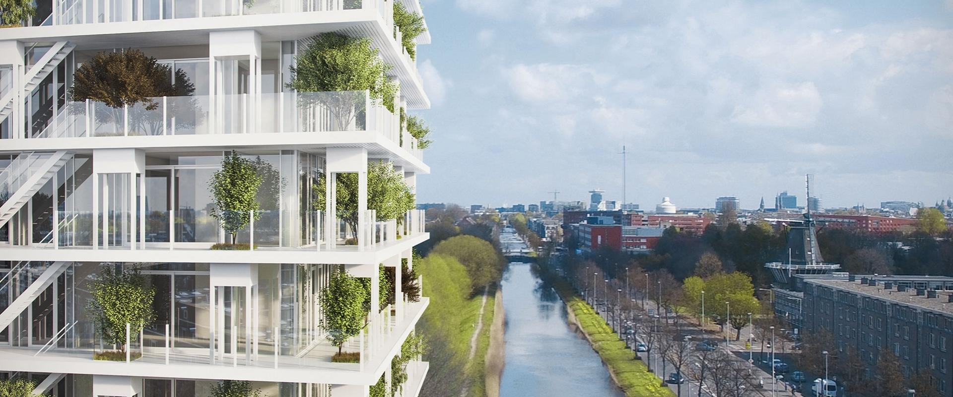 Project De Voortuinen Westerpark West in Amsterdam, ASWA Keukens