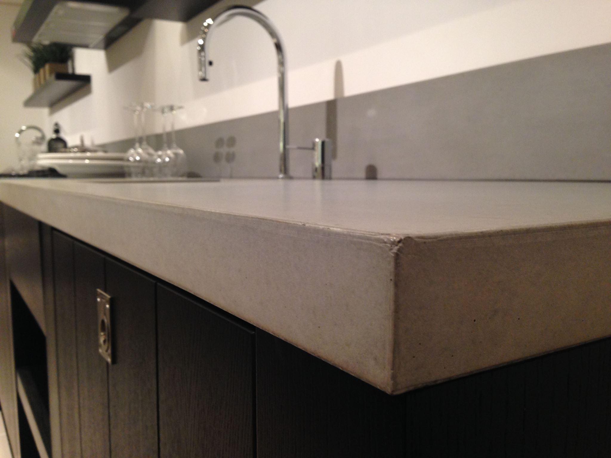 Beton In Keuken : Beton keukencentrum axi
