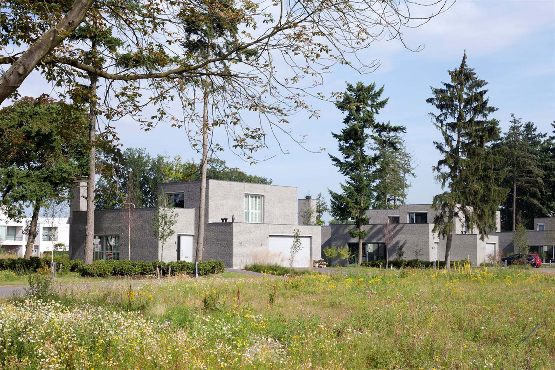 Project Parkvilla's Bosrijk Meerhoven in Eindhoven