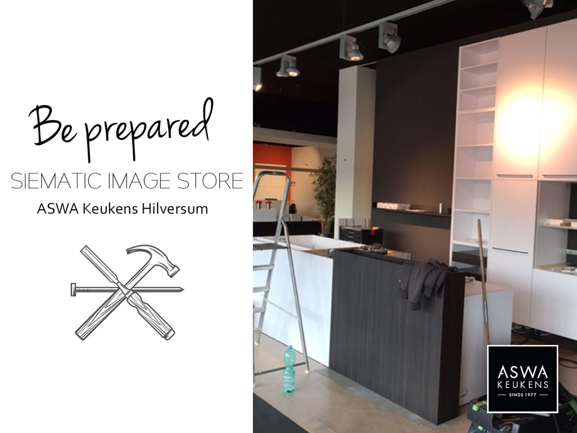Nieuws verbouwing Hilversum Image Store