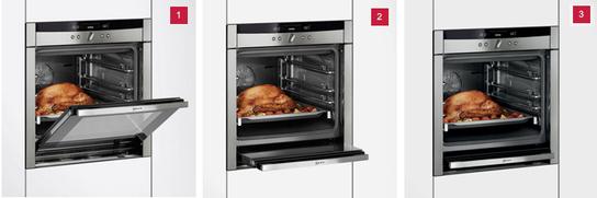 Neff Slide&Hide ovens - dé oven voor de hobbykok