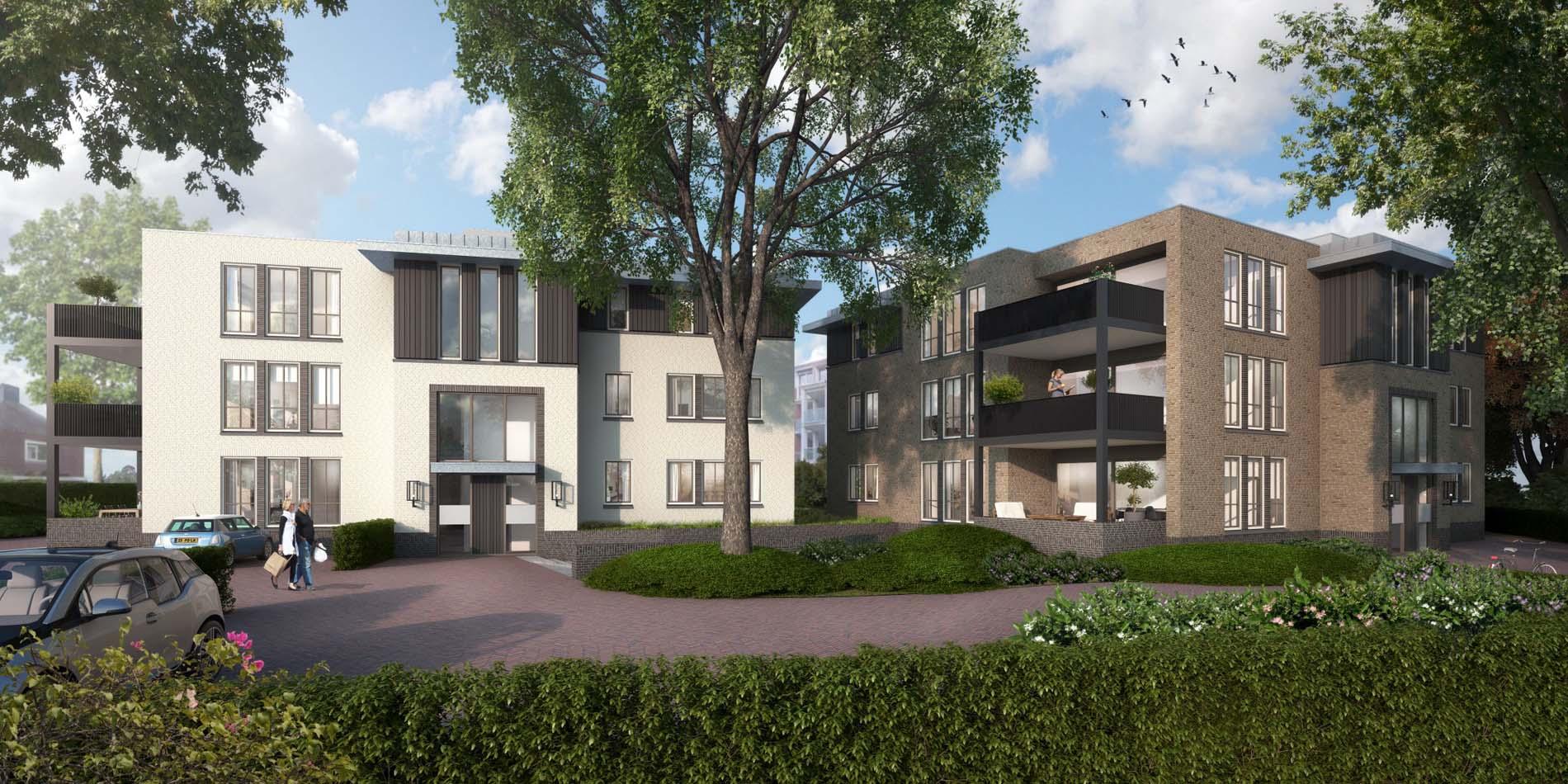 Project - LarensHart in Laren