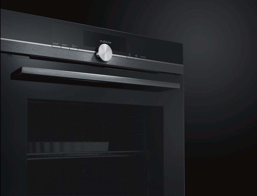 Siemens StudioLine oven bedieningspaneel, Keukenapparatuur ASWA Keukens