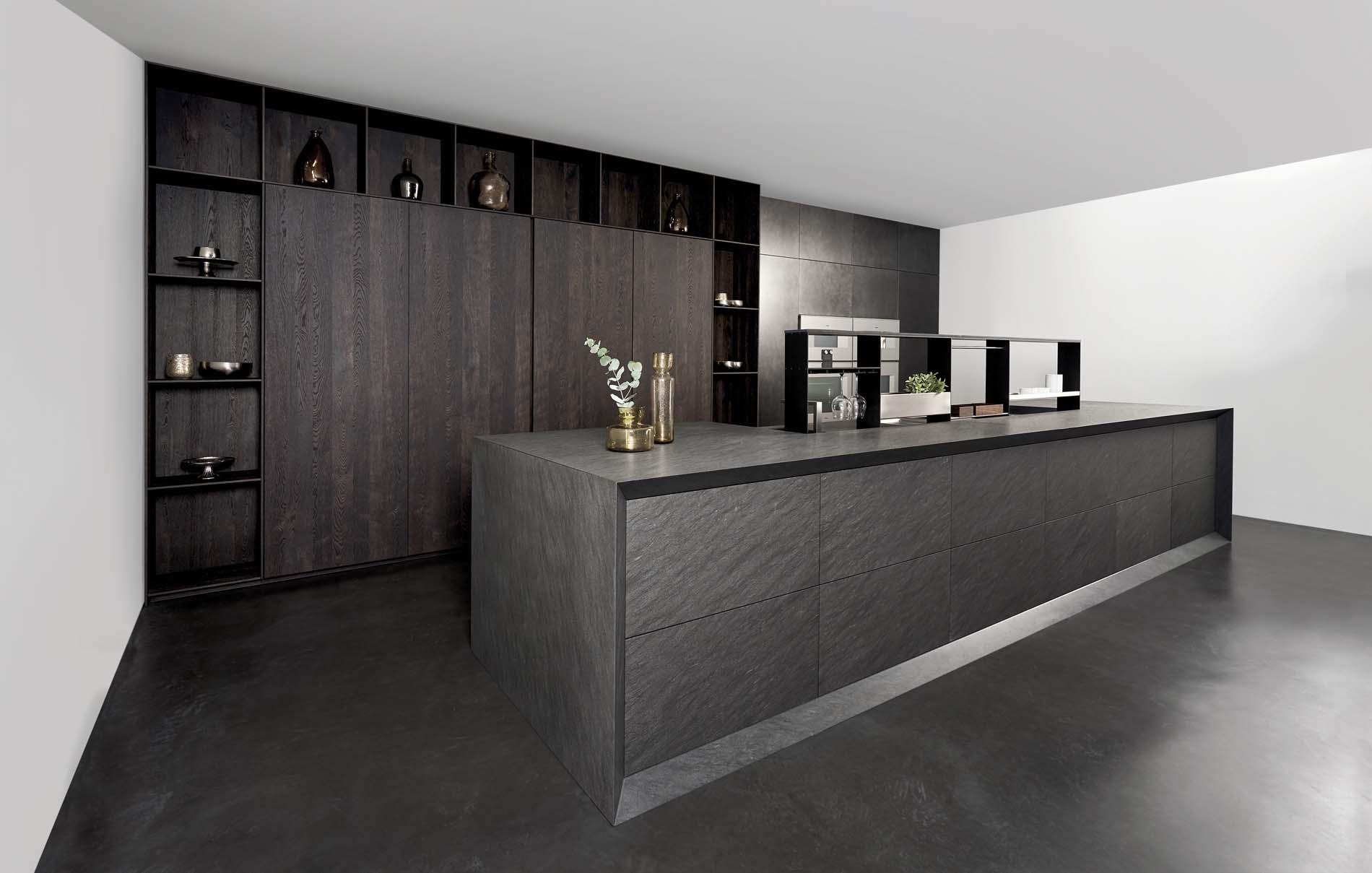 Zwarte keuken staal u2013 informatie over de keuken