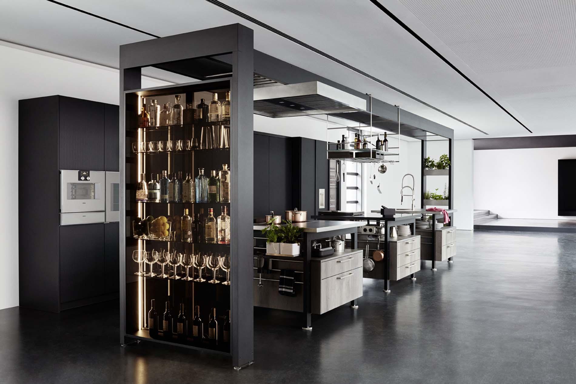 Klein Keuken Industriele : Industriële keukens nieuwe keuken kopen aswa keukens