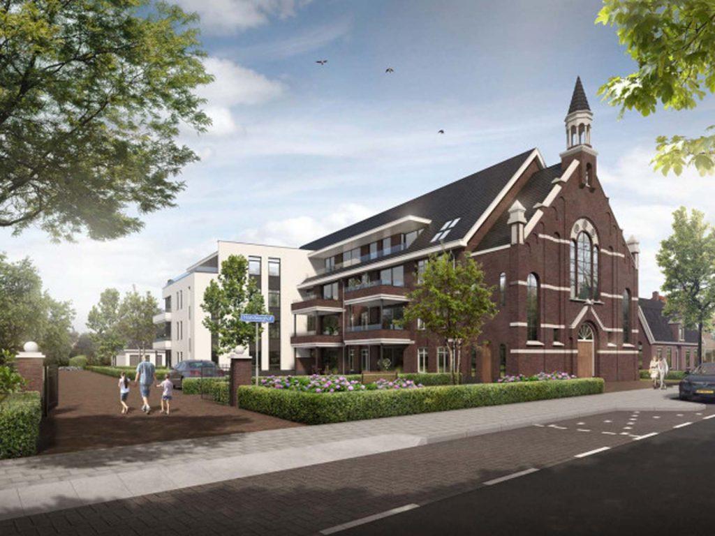 Project Wonen aan de Poel in Amstelveen