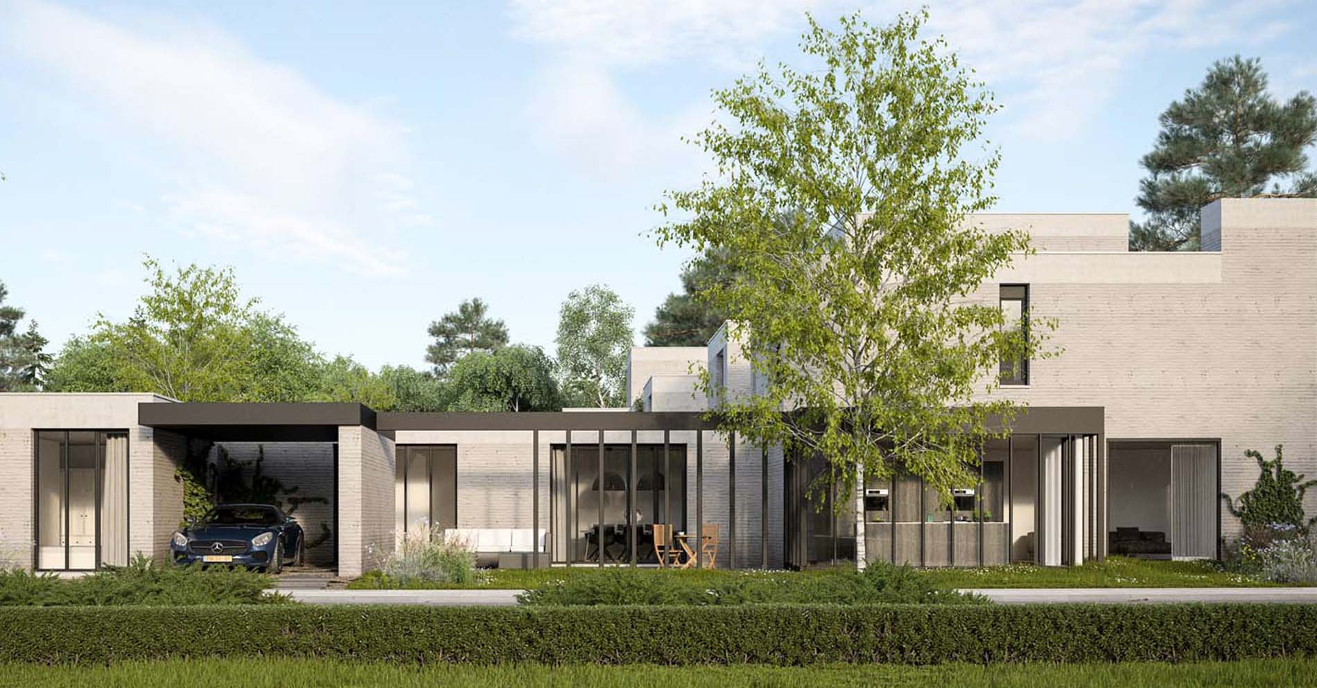 Project Luminous Living in Waterrijk Eindhoven met SieMatic keukens