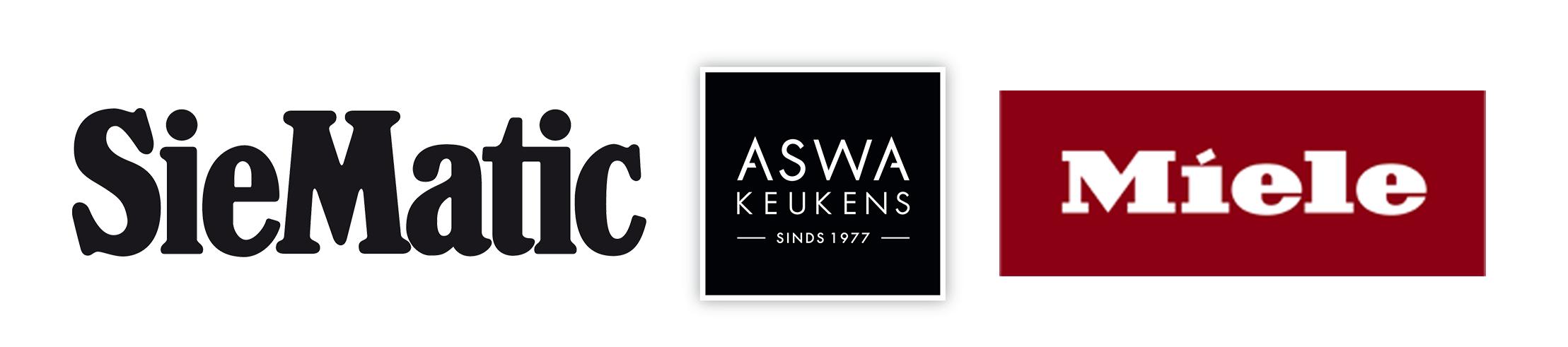 Georganiseerd door SieMatic, Miele en ASWA Keukens