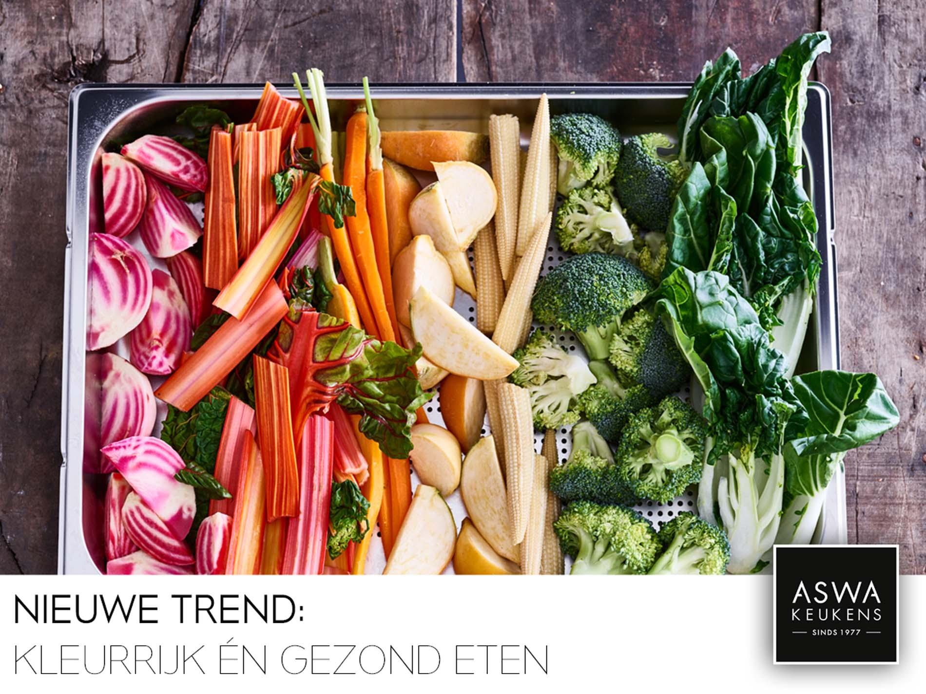Nieuws - Nieuwe trend kleurrijk en gezond eten_1