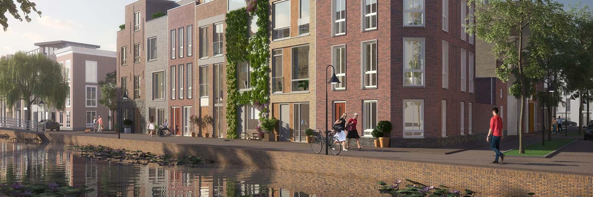Project Floris in Delft met SieMatic keukens