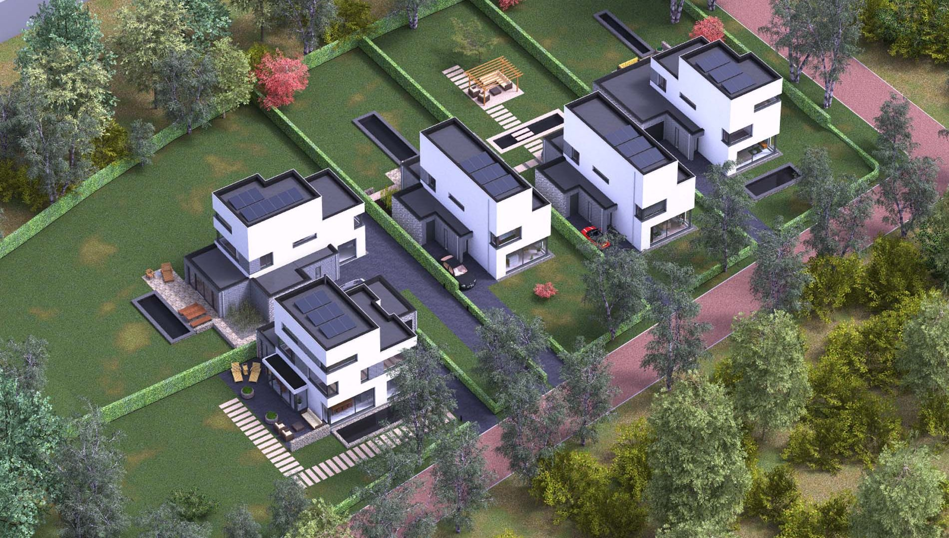 Project Bosvilla's Berkenlaan in Waalre