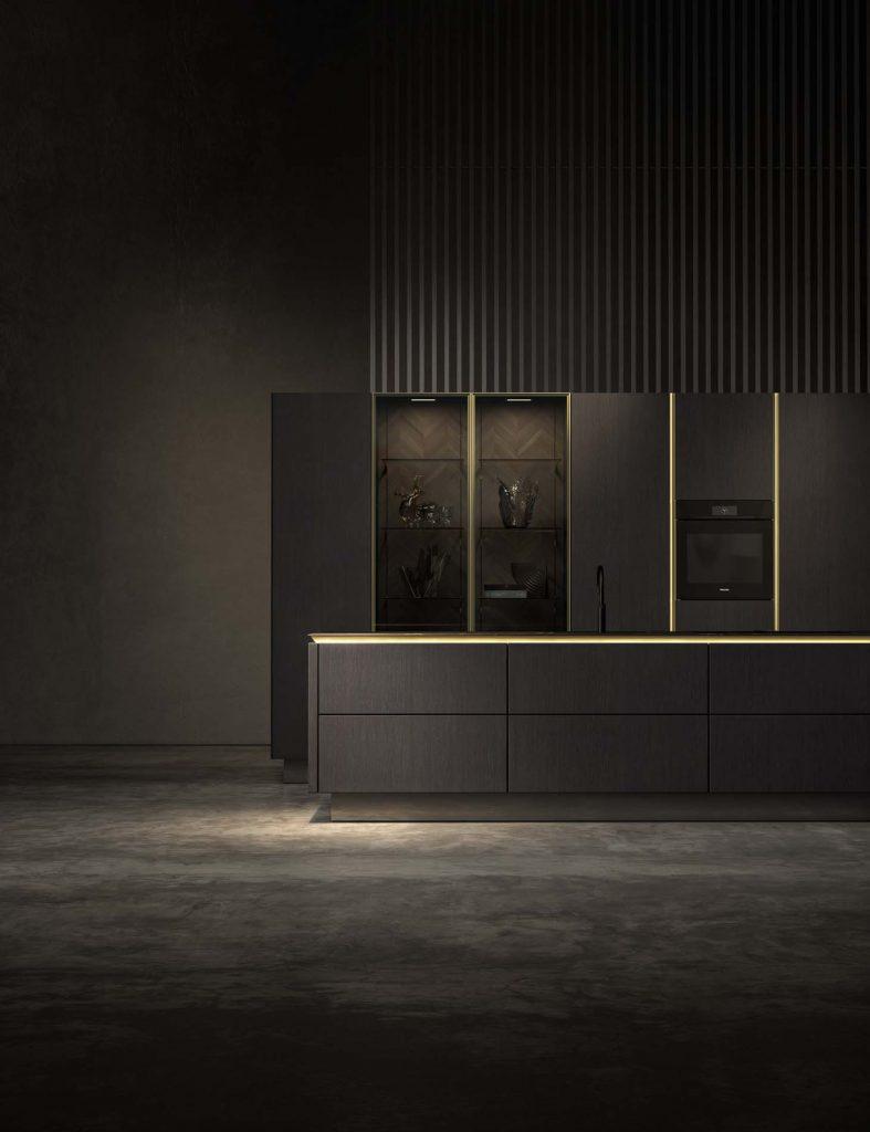 De greeploze keuken uit decennialange ervaring - Milan Design Week '18