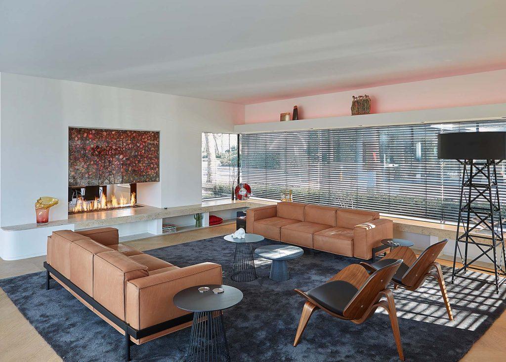 Jaren '50 woning werd droomhuis met designkeuken SieMatic
