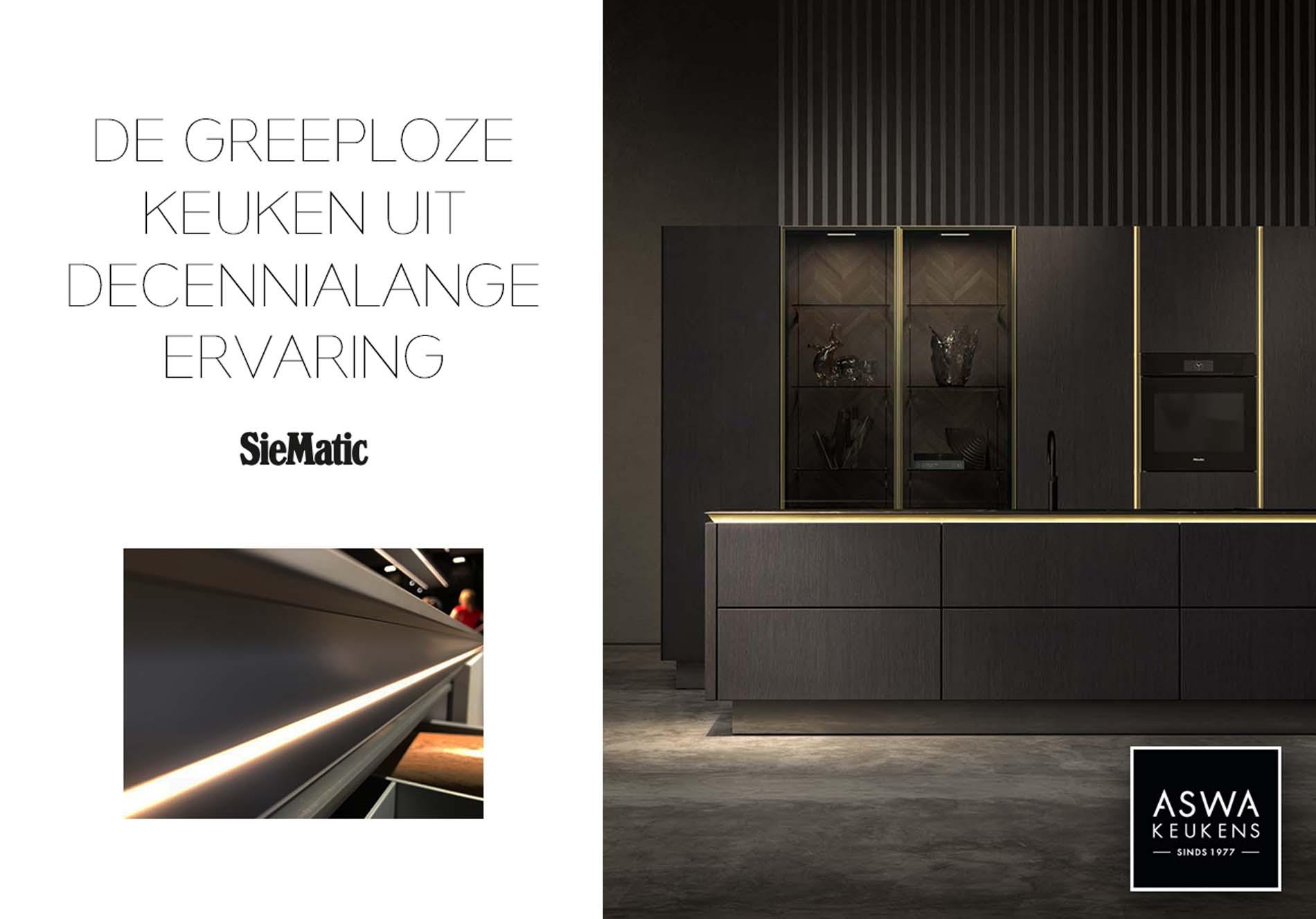Nieuws - SieMatic SLX Milaan 2018