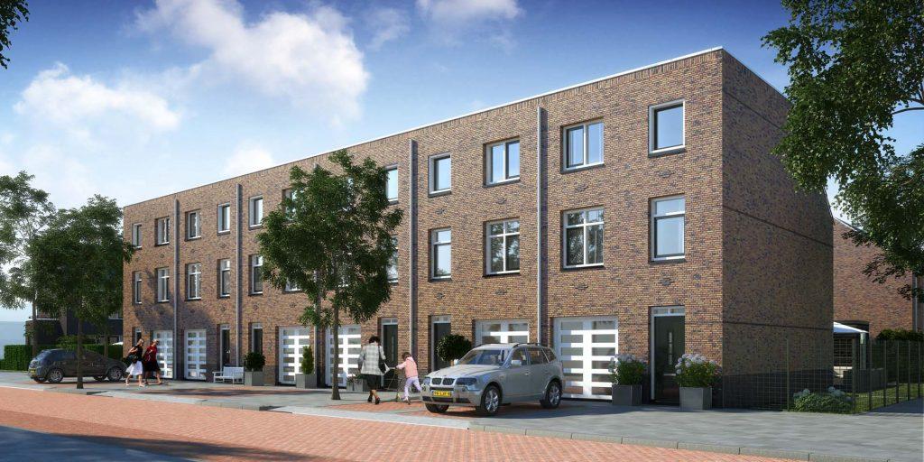 Project Koninginnehof in Zwijndrecht