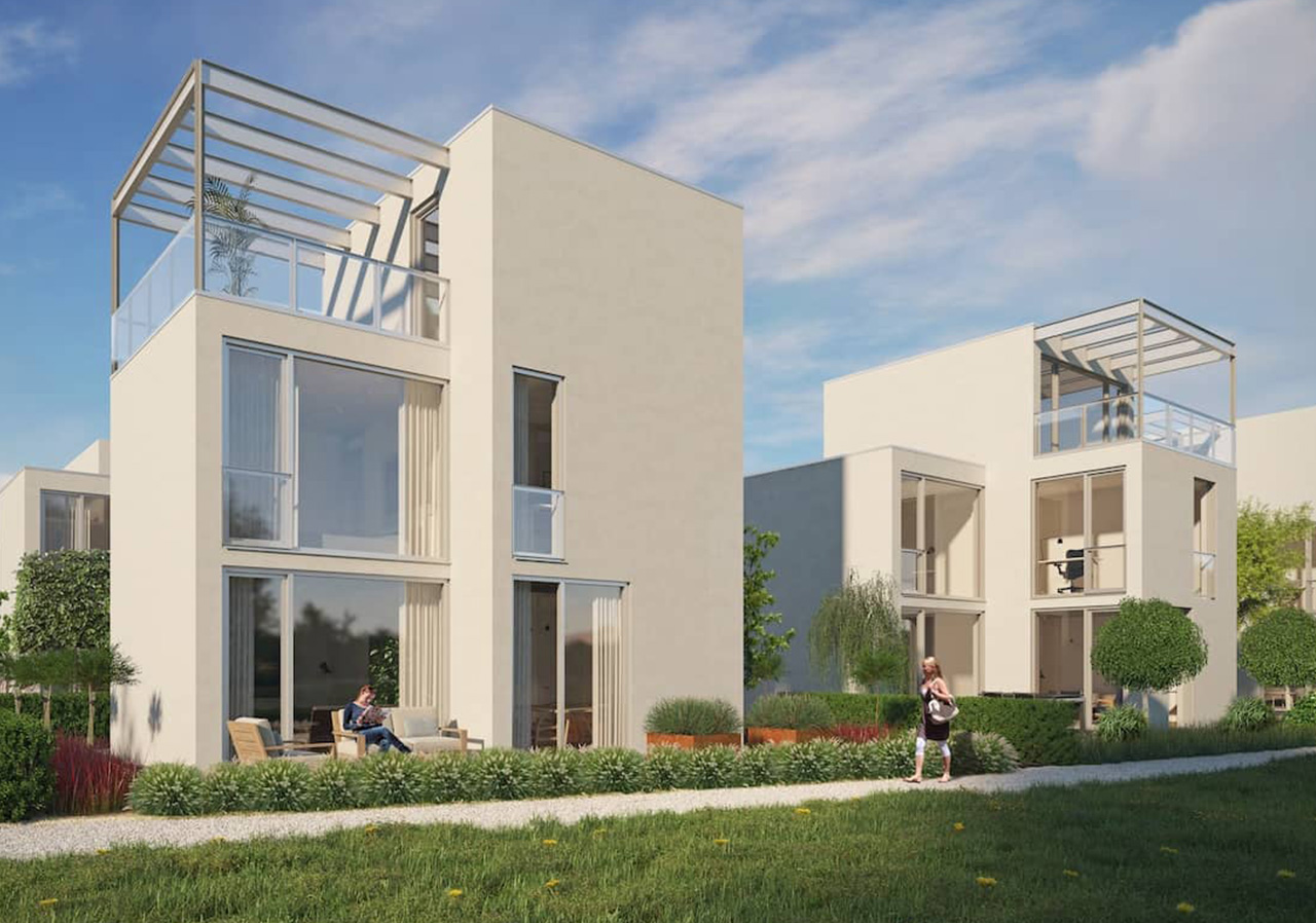 Project Parc 10 in Meerhoven, Veldhoven