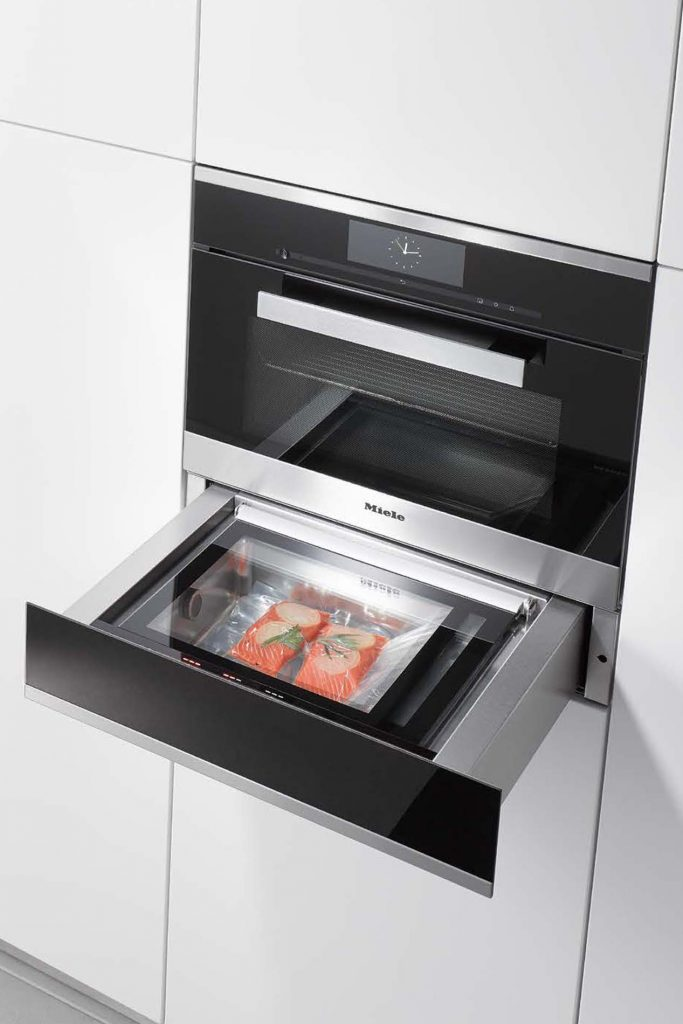 Keukentrends 2019 - Keuken Inspiratie Miele vacumeerlade, ASWA Keukens