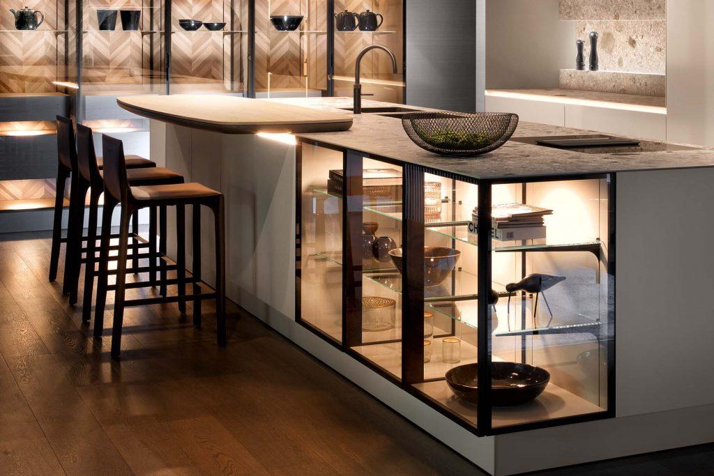 Keukentrends 2019 - Keuken Inspiratie, moderne keuken van SieMatic
