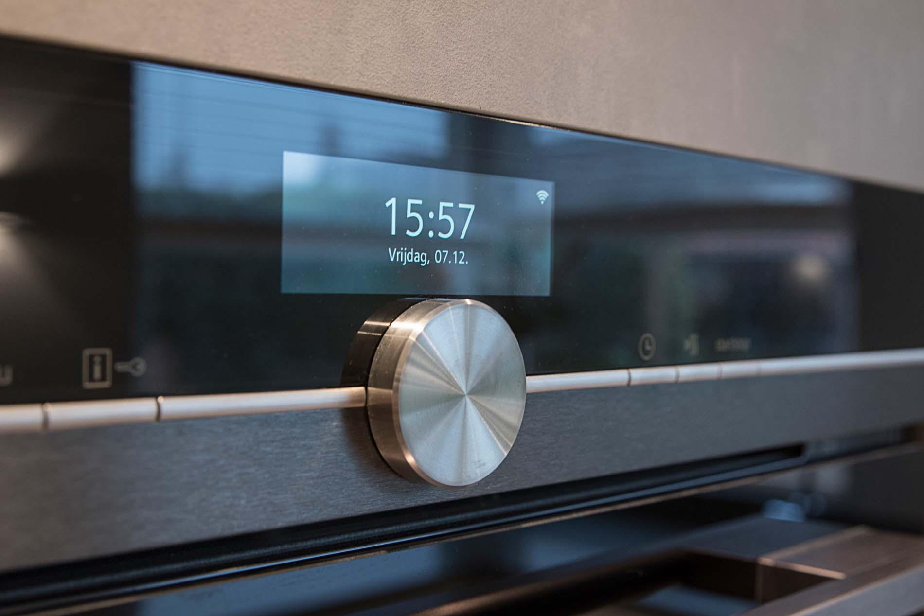 Siemens StudioLine bakoven met magnetron, Keukenapparatuur ASWA Keukens