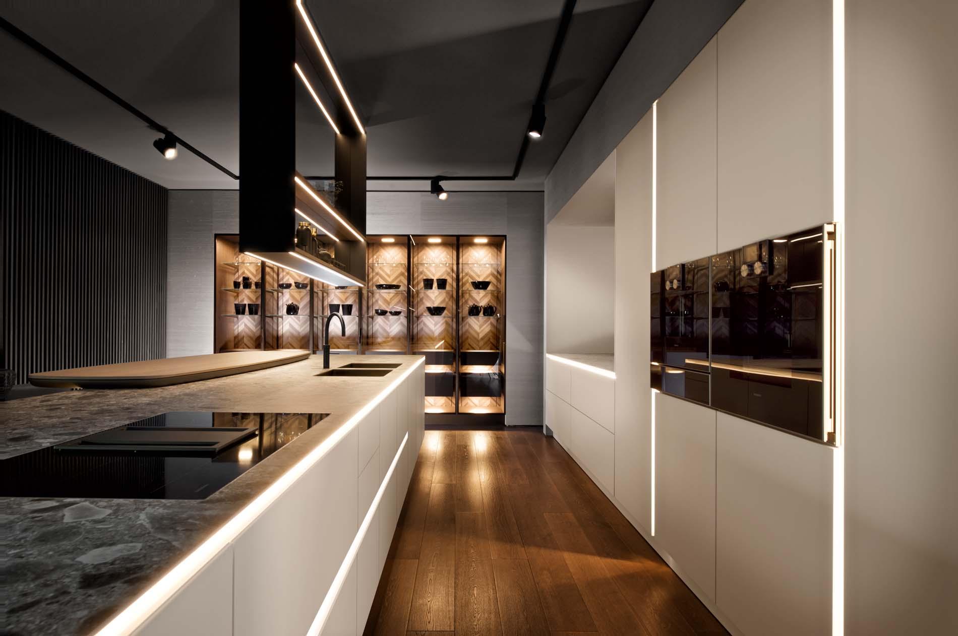 Moderne keukens nieuwe keuken kopen aswa keukens
