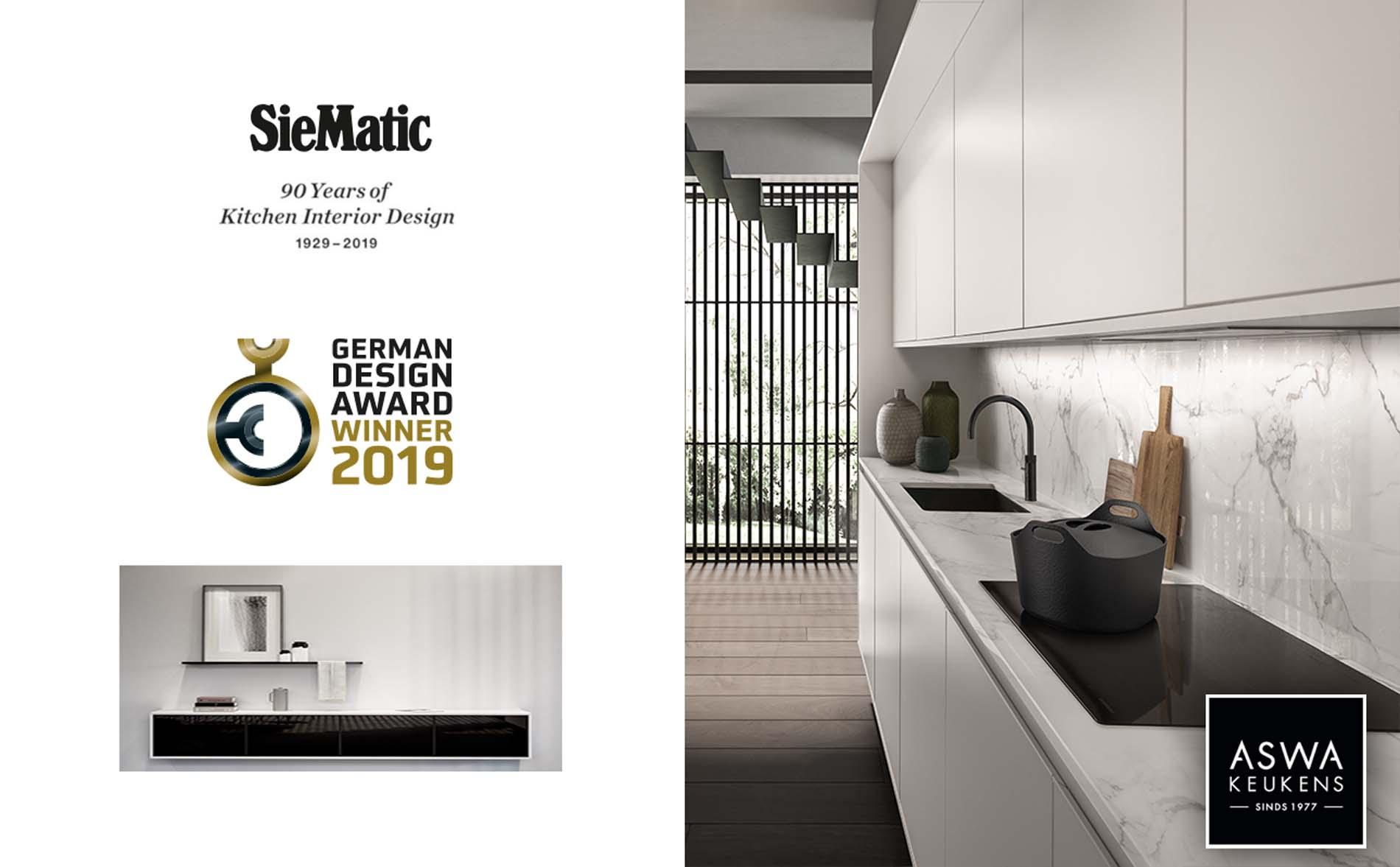 SieMatic wint German Design Award_1