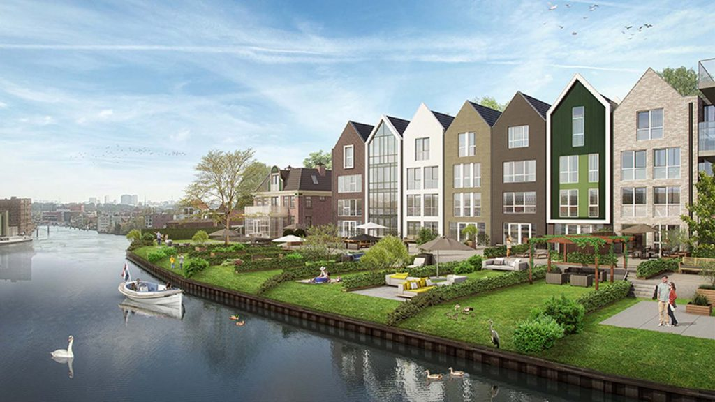 Project De Industrieel in Zaandam