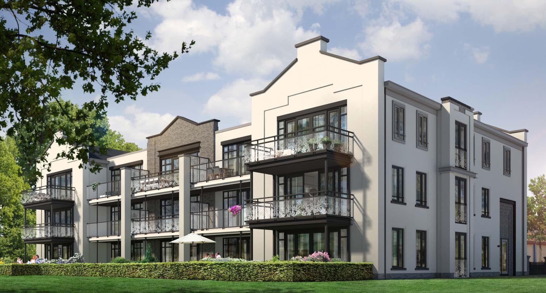 Project Eyckendael in Driebergen, ASWA Keukens