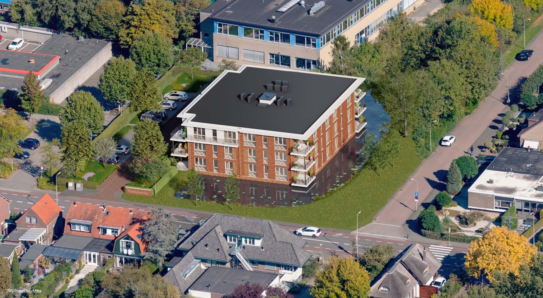 Project Riederkercke Ridderkerk SieMatic Keukenontwerp, ASWA Keukens