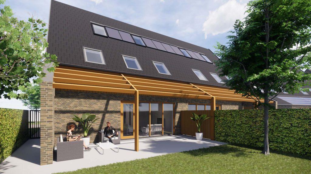 Project Barbarahoeve 2e Fase in Veghel, Keukenontwerp ASWA Keukens