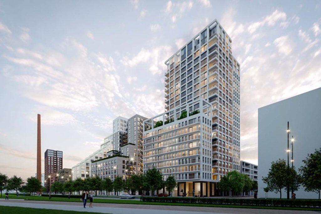 Project Next Strijp-S, Eindhoven - Keukenontwerp ASWA Keukens