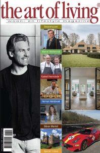 Internationaal interieurarchitect Perry Hanssen Publicaties, ASWA Keukens