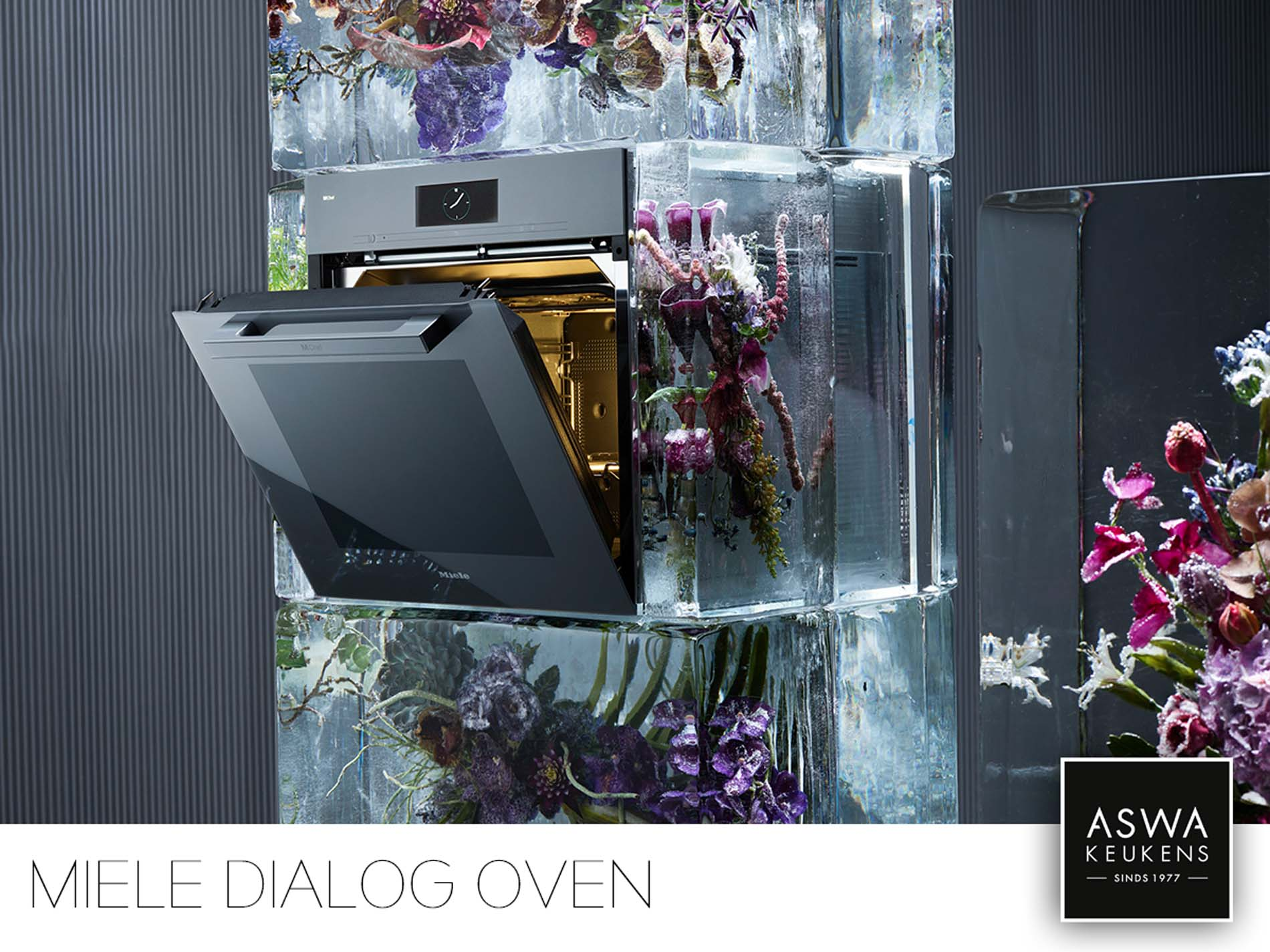 Miele keukenapparatuur Miele Dialog Oven, ASWA Keukens