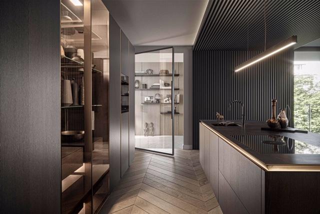 Nieuwe Greeploze SieMatic Keuken, SieMatic SLX PURE, ASWA Keukens