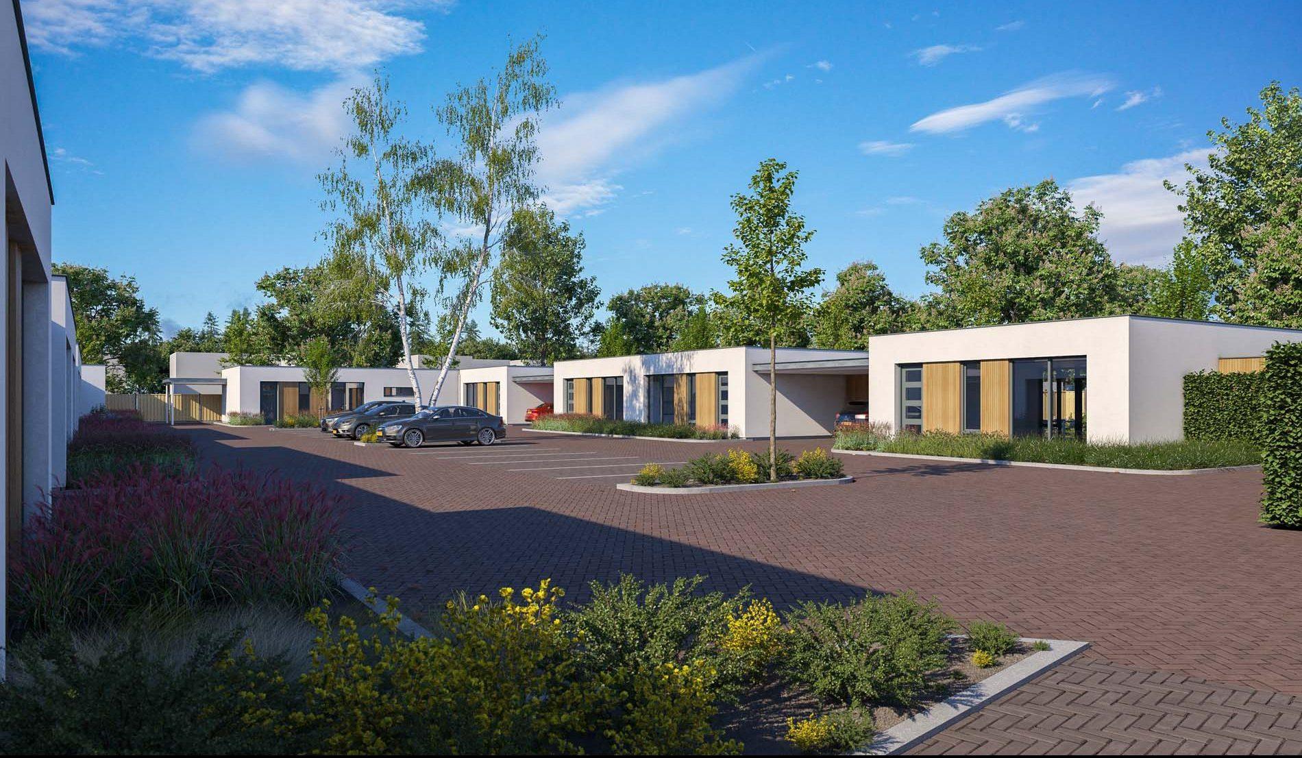 Project De Hopbelhof Hoofdstraat Schijndel - 11 bungalows, ASWA Keukens (4)