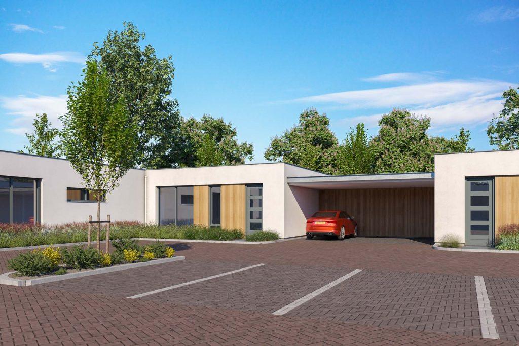 Project De Hopbelhof Hoofdstraat Schijndel - 11 bungalows, ASWA Keukens (6)