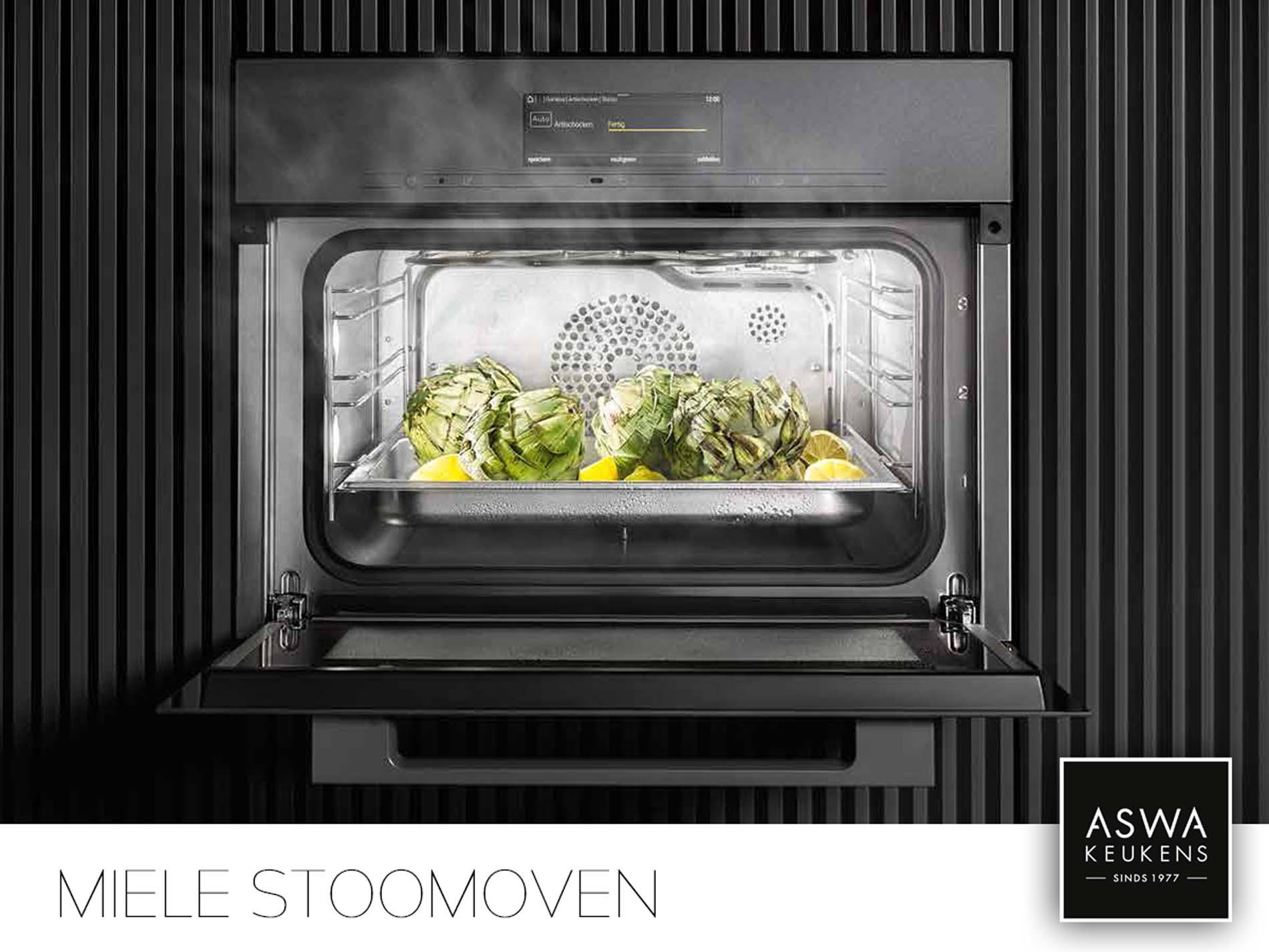 Miele Stoomoven Generatie 7000, ASWA Keukens